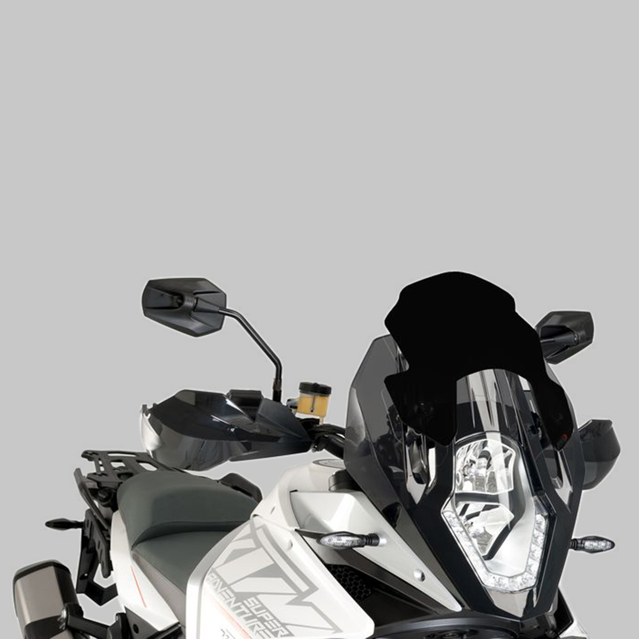 PUIG 6847N Racing Windscreen Black