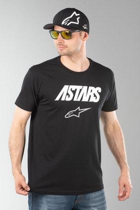 Koszulka Alpinestars Angle Combo Czarna