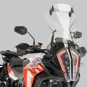 Owiewka Puig Touring KTM Przydymiona
