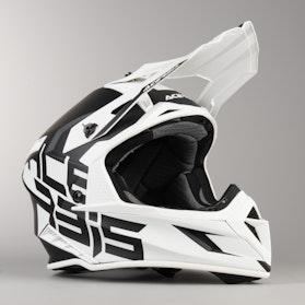 Acerbis X-Pro VRT MX Helmet Black-White