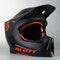 Motokrosová helma Scott 550 MX Helmet Hatch ECE Černo-Oranžová