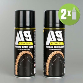 A9 Onroad Chain Lube 2-Pack