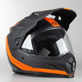 Bell MX-9 Mips Switchback Adventure Helmet Matte Black-Orange