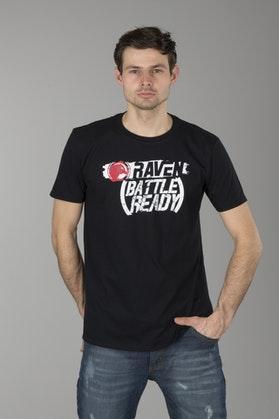 Koszulka Raven Pilot czarna