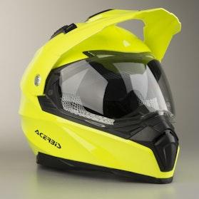 Kask Acerbis Flip FS-606 Żółty 2