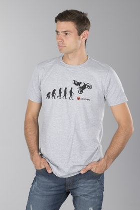 T-Shirt 24MX Evolution Grey