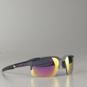 100% Speedcoupe Soft Tact Glasses Graphite