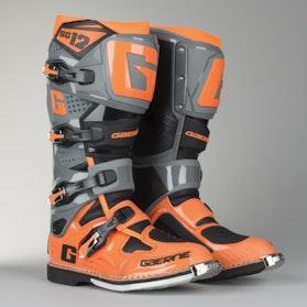 MX Boty Gaerne SG-12 Oranžová