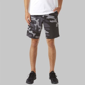 Fox Camo Volley Shorts Black