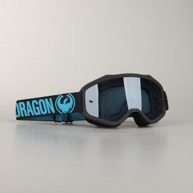 Gogle Cross Dragon MXV Basic Niebieskie