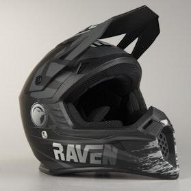 Raven Airborne Helmet Matt Black
