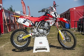 Enjoy Replica Decal Kit 24MX Honda European Championship