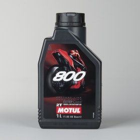 Olie Fuldsyntetisk Motul 800 Roadracing 2T 1L