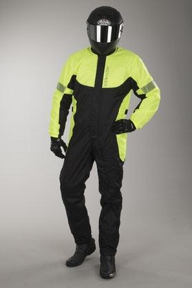 Alpinestars Hurricane Rain Suit Yellow-Black