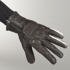 Rękawice Richa Steve Białe