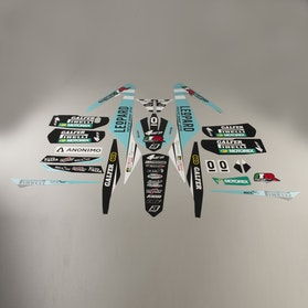 Blackbird Decal Kit KTM Marchetti Racing 2016