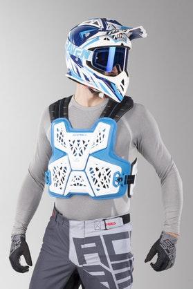 Chránič Hrudníku Acerbis Jump Mx Bílo-Modrý