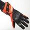 Rękawice Spidi Carbo 4 Czarno-Pomarańczowe