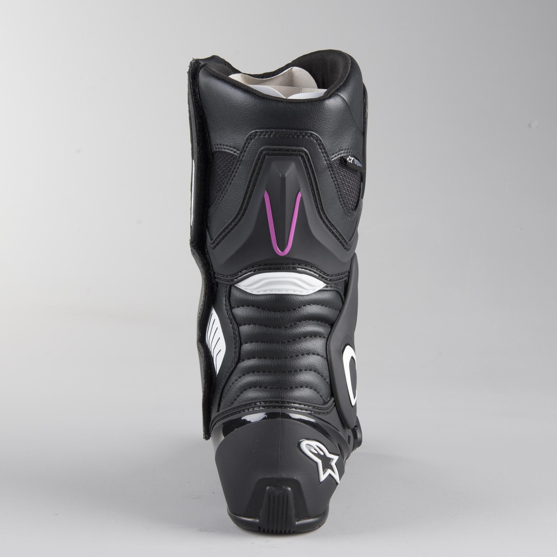 Stella Alpinestars SMX 6 V2 Ladies Boots Black White