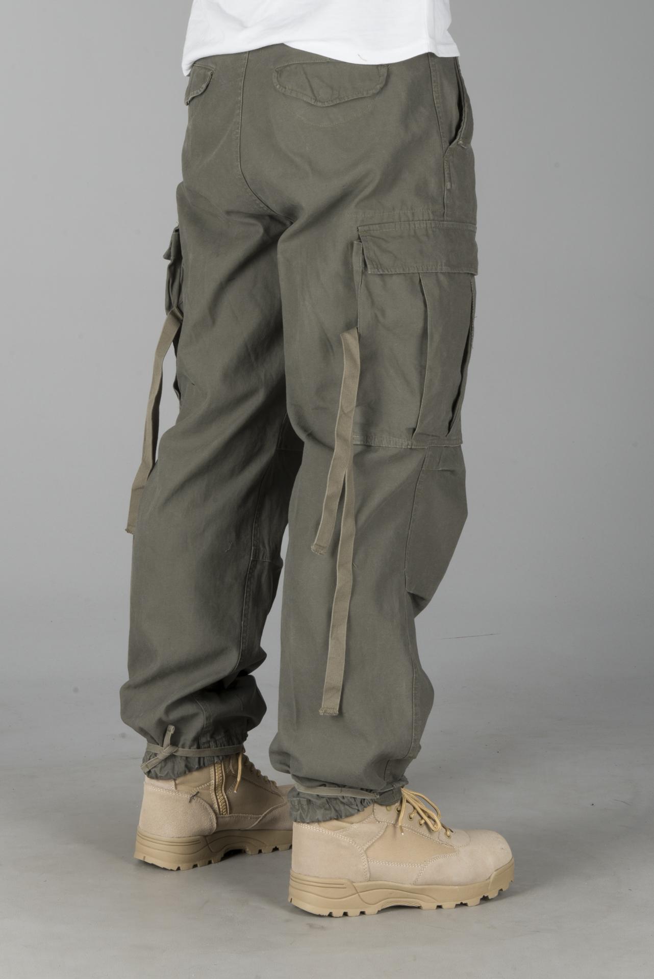 pants men BRANDIT M65 Vintage Trouser