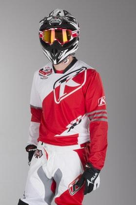 Enduro bluza Klim XC Czerwony