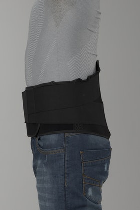 Booster CH Kidney Belt Black