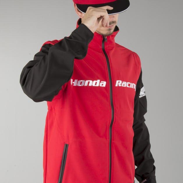 Honda Racing Soft-Shell Jacket