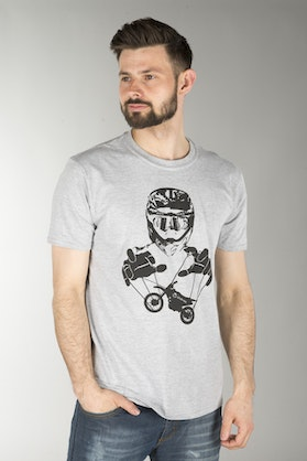 24MX Marionette T-Shirt Grey