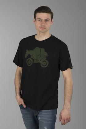 T-shirt Klim Pack Mule Czarny