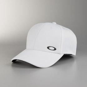 Czapka Oakley Silicon Ellipse Biala