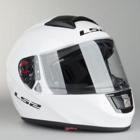 Kask LS2 FF397 Vector Solid Biały