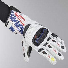 Rękawice Garibaldi Nexus Biało-Czarne