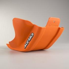 Bundplade Acerbis Orange