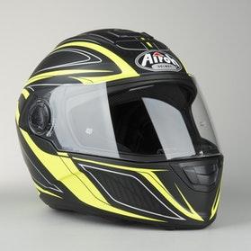 Airoh Storm Helmet Sharpen Yellow Matt