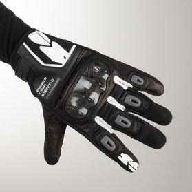 Rukavice Spidi G-Carbon Černo-Bílé