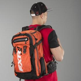 Plecak FXR Ride Pack Pomaranczowy-Czarny