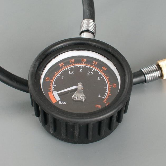 Ciśnieniomierz do opon 0-4 Bar Proworks