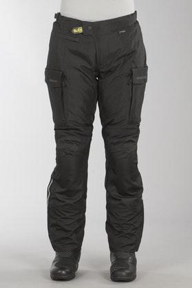 Spodnie Revit Outback 3 Damskie Krótkie Czarne