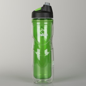 USWE Head Bump 600 Water Bottle Ice Team - Lime