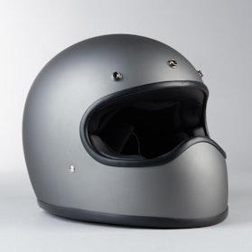 Kask Integralny DMD Racer Szary Mat
