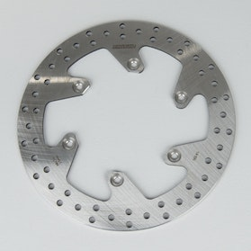 Braking Brake Disc Rear Round