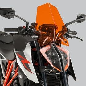 Owiewka Puig New Generation Sport KTM Pomarańczowa