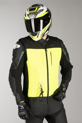 Kamizelka Bering C-Protect Airbag Neonowa