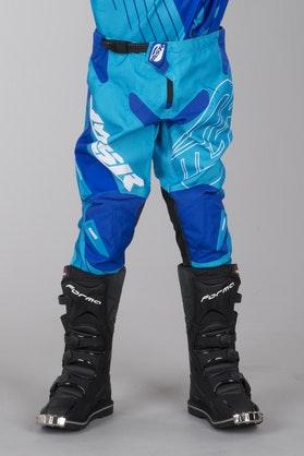 Spodnie Cross MSR M17 Axxis Niebiesko-Biało-Royal Dziecko