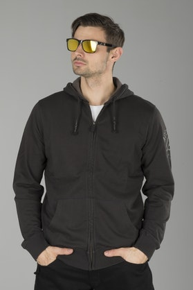 Acerbis Rock SP Club Hoodie Grey