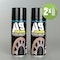 Spray do łańcucha A9 Motocross Chain Lube 2-pak (2 x 400ml)