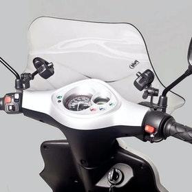 Owiewka Puig City Sport Yamaha Przydymiona