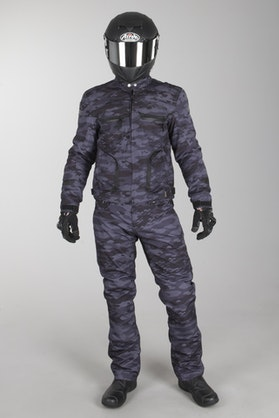 MC-Oblečení Macna Stickler + G03 Černá-Camo-Urban