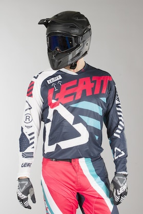 Bluza Cross Leatt GPX 5.5 UltraWeld Atrament