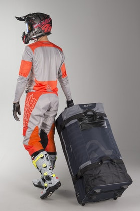 Acerbis X-Moto Gear Bag Black-Grey